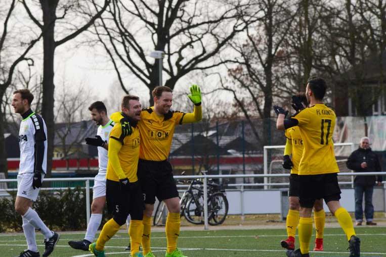 FC Kaunitz – TuS Dornberg 5:0