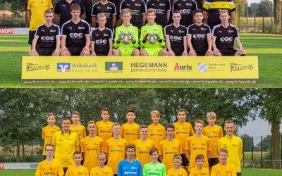 B2- und C-Jugend spielen diese Saison in der Kreisliga A!