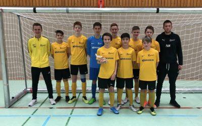 C-Jugend gewinnt Senne-Cup